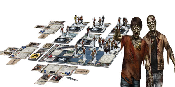 Juego de mesa Dead of Winter (EdgeEntertainment EDGXR01) chollazo en Amazon
