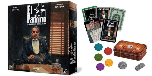 Juego de Mesa El Padrino - El imperio Corleone (Edge EECMGF01) barato en Amazon