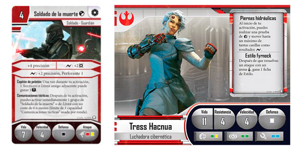 Juego Star Wars Imperial Assault: Tiranos de Lothal (expansión) barato