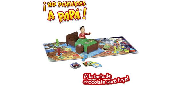 Juego de mesa infantil ¡No Despiertes a Papá! (Goliath 118-70581) chollo en Amazon