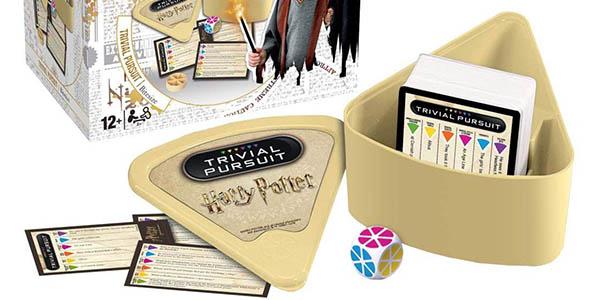 juego Trivial Pursuit Harry Potter preguntas inglés oferta