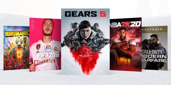 Juegos digitales baratos Xbox