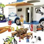 Caravana Playmobil Family Fun 9318 Camping Aventura barata en Amazon