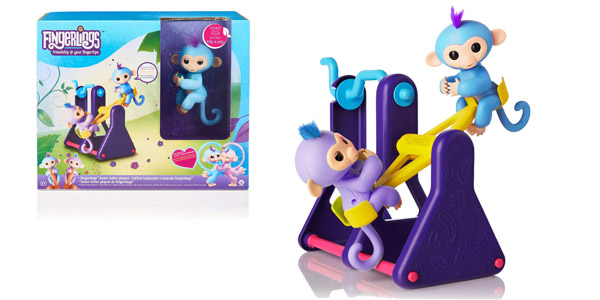 Playset Fingerlings 3745 de Wow Wee barato en Amazon
