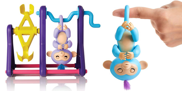 Playset Fingerlings 3745 de Wow Wee chollo en Amazon
