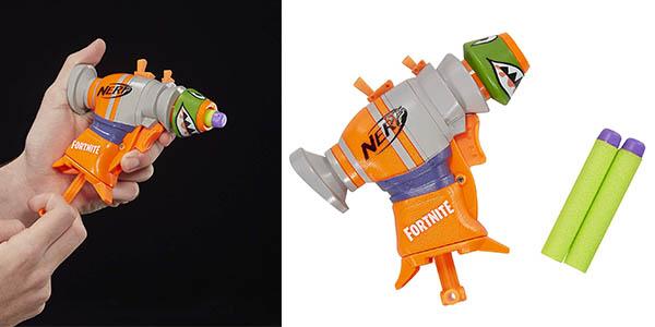Lanzador Nerf Fortnite RL Microshots oferta