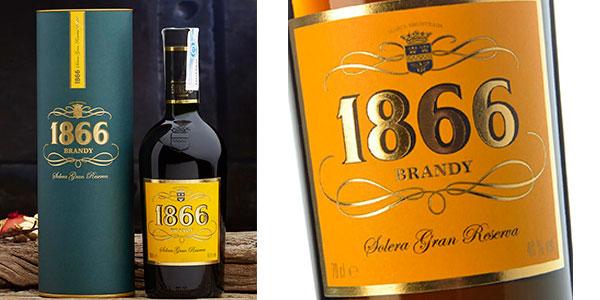 Brandy 1866 Solera Gran Reserva de 700 ml barato