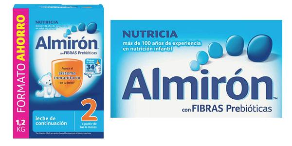 Leche de continuación Almirón 2 barata en Amazon