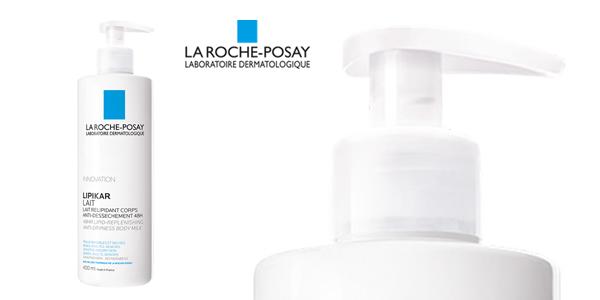 Leche Corporal hidratante La Roche-Posay Lipikar de 400 ml barata en Amazon