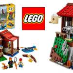 Lego Creatos 31098 cabaña campestre chollo