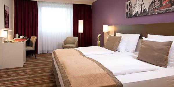 Leonardo Hotel Koln alojamiento céntrico en Colonia relación calidad-precio estupenda
