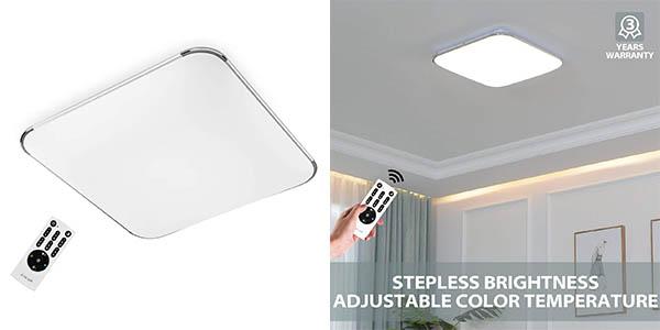 LVWIT lámpara de techo regulable barata