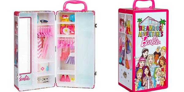 Maletín Guardarropa Barbie Theo Klein (5801) para muñecas barato en Amazon