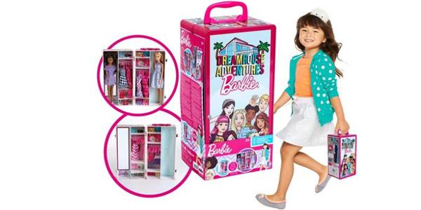 Maletín Guardarropa Barbie Theo Klein (5801) para muñecas chollo en Amazon