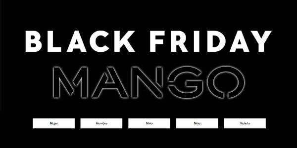 Mango Black Friday 2019