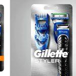 Maquinilla Gillette Fusion ProGlide Styler barata en Amazon
