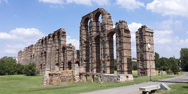 Mérida ruinas romanas escapada de fin de semana chollo