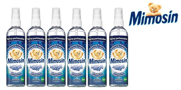 Mimosín Intense Spray perfumador para ropa barato