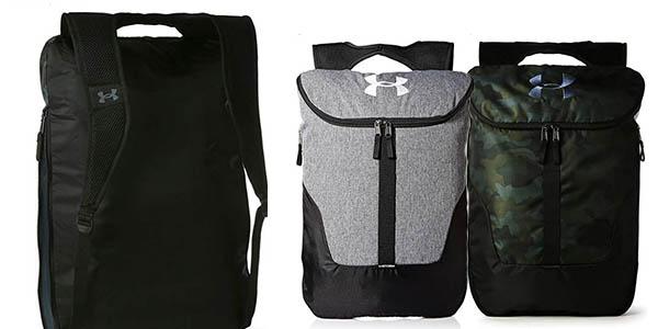 mochila Under Armour UA Expandable Sackpack chollo