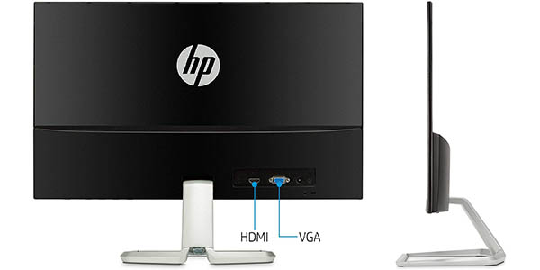 "Monitor LED HP 22f de 22"" Full HD en Amazon"