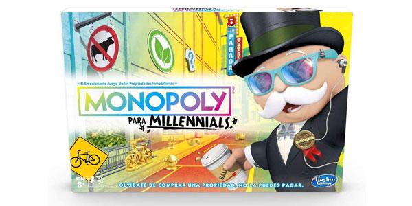 Monopoly Millenials chollazo en Amazon