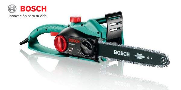 Motosierra eléctrica Bosch AKE 35 S barata en Amazon