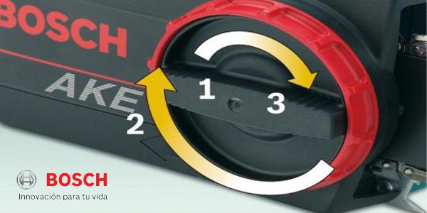 Motosierra eléctrica Bosch AKE 35 S chollo en Amazon