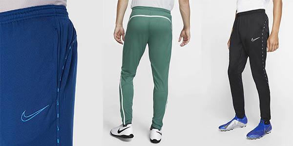 Nike Academy pantalón de deporte chollo