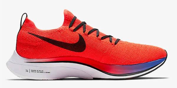Nike Vaporfly 4% Flyknit zapatillas de running baratas