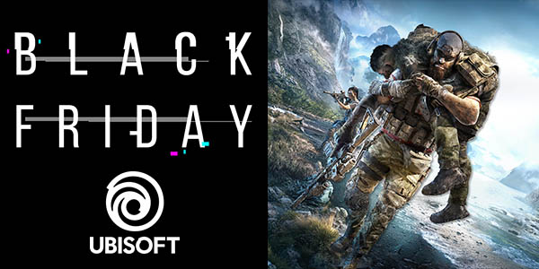 Black Friday en Ubisoft Store