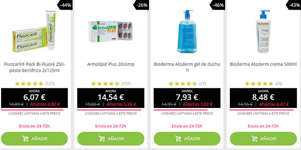 ofertas Promofarma Black Friday 2019