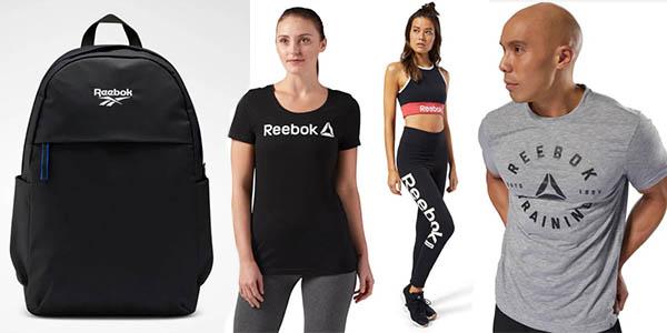 Ofertas en ropa y zapatillas Reebok Pre-Black Friday 2019