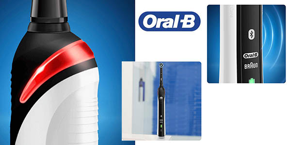 Oral B Smart 4 4500 Crossaction cepillo eleéctrico con cabezales barato