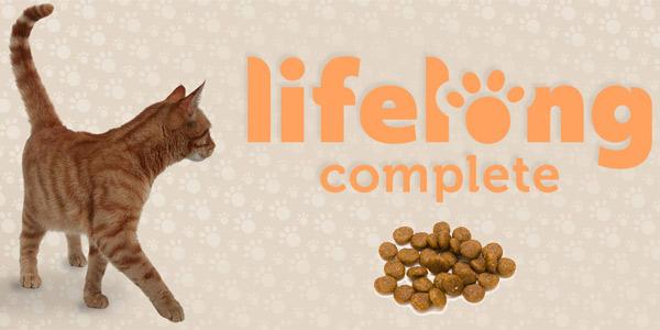 Pack x3 Comida seca Lifelong Complete Arroz & Pollo para gatos adultos de 3 kg/ud chollo en Amazon