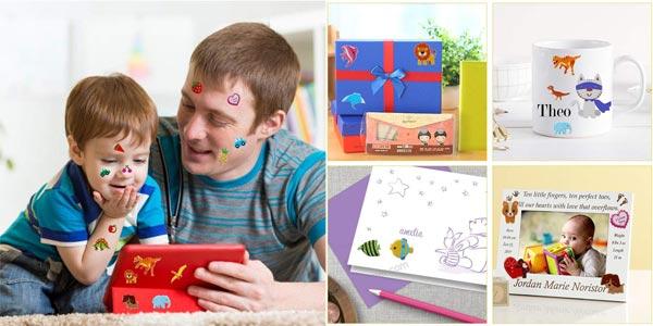 Set de 500 pegatinas 3D de diseños variados para niños chollazo en Amazon