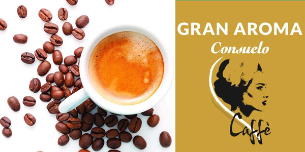 Pack x2 Consuelo Gran Crema Café en grano italiano de 1 kg/ud chollo en Amazon