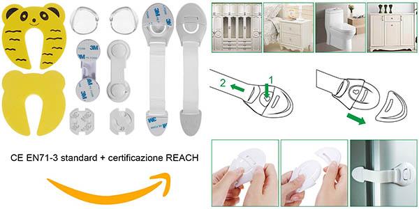 kit Rovtop de piezas de seguridad para bebés relación calidad-precio estupenda