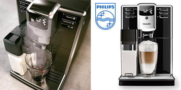Philips Serie 5000 EP5360 cafetera eléctrica chollo