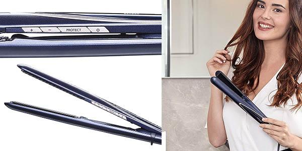 plancha de pelo con función iónica BaByliss relación calidad-precio estupenda