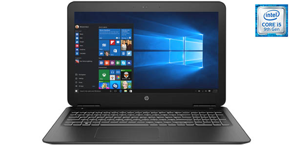 "Portátil HP Pavilion 15-bc515ns de 15,6"" Full HD"