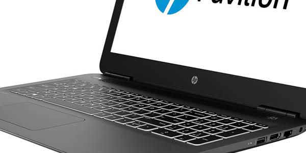 "Portátil HP Pavilion 15-bc515ns de 15,6"" Full HD barato"