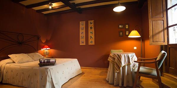 Posada Turismo Rural Artesa hotel en Candelario Sierra de Béjar chollo