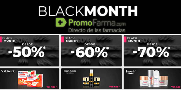 Promofarma Black Friday 2019