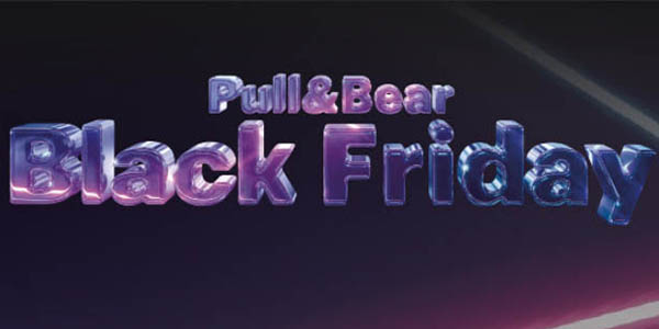 Pull Bear Black Friday 2019