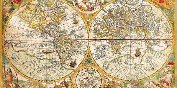 Puzle de 2000 Piezas Clementoni 32557 Mapa Antiguo de Pietrus Plancius chollo en Amazon