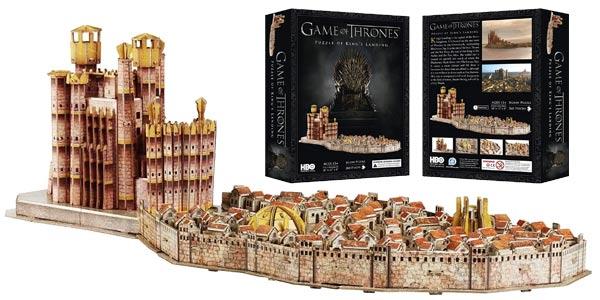 Puzle 3D Juego de Tronos Desembarco del Rey (Eleven Force 10032) barato en Amazon