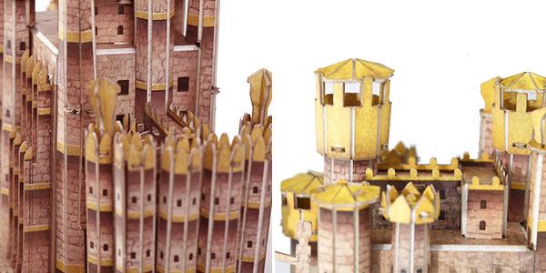 Puzle 3D Juego de Tronos Desembarco del Rey (Eleven Force 10032) chollazo en Amazon