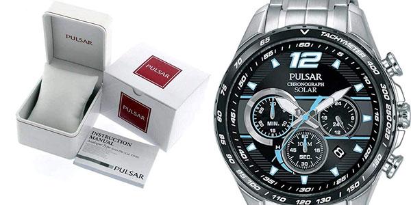 Reloj cronógrafo Seiko Pulsar PZ5031X1 barato en Amazon