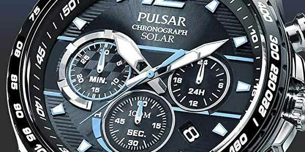 Reloj cronógrafo Seiko Pulsar PZ5031X1 chollo en Amazon