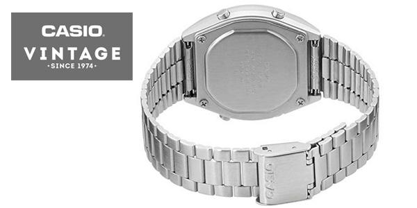Reloj digital unisex Casio B640WD-1AVEF chollo en Amazon